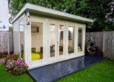 Garden spa retreat