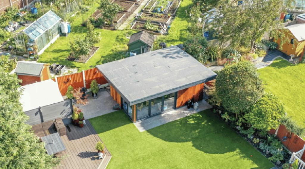 Summerhouse planning permission