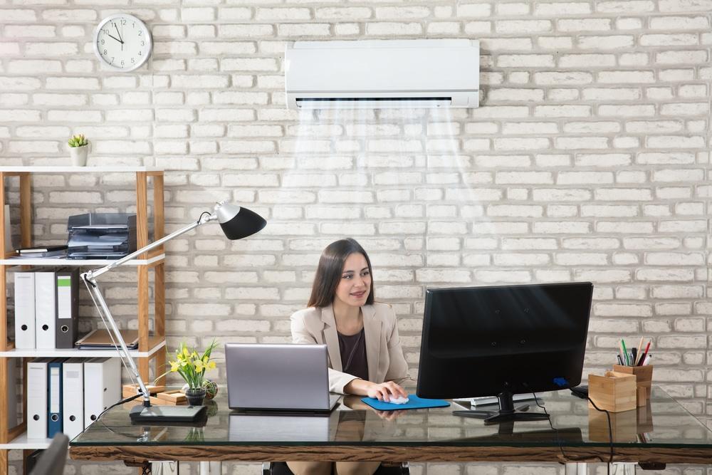 How to heat a garden office