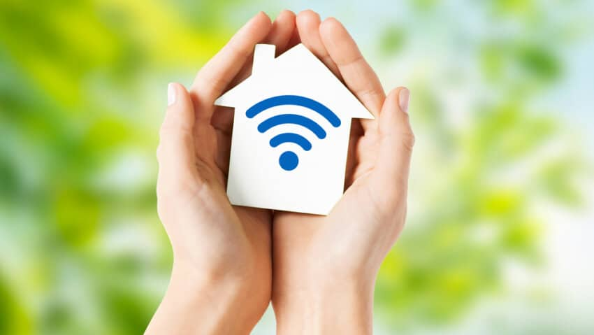 How to get Wi-Fi in a summer house