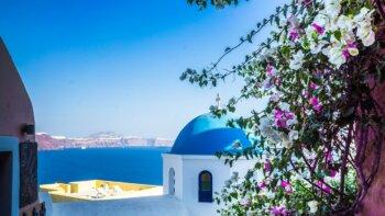 Mediterranean summer house